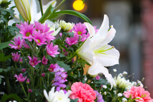 お供え 供花